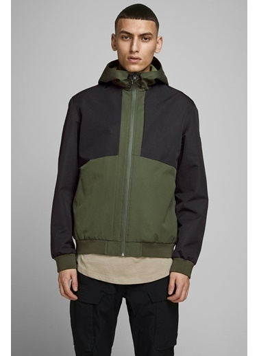 Jack & Jones JCOJOE JACKET LTN 12175791Forest NM                Renkli